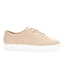 Lightweight Lace Up Leisure Shoe EEE Fit
