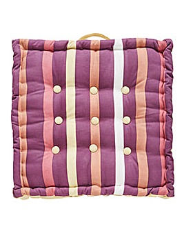 Striped Booster Cushion