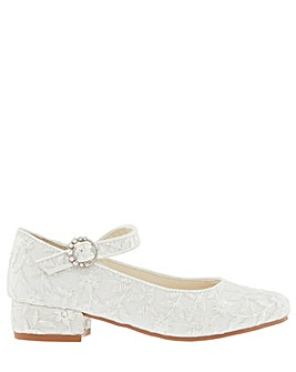 Monsoon Aurora Lace Jive Shoe