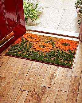 3D Durable Mat for a Welcome that Washes