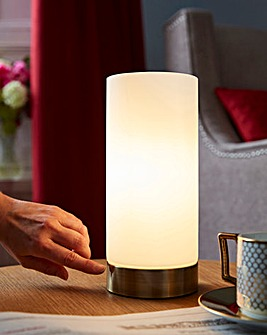 EASY TO USE TOUCH LAMP