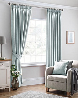 Versailles Pencil Pleat Curtains