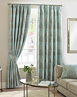 Arden Pencil Pleat Curtains