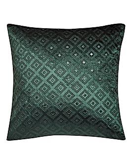 Velvet Filled Cushion