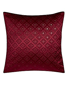 Velvet Filled Cushion