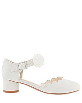 Monsoon Matilda Corsage 2 Part Shoe