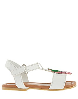 Monsoon Susie Strawberry Novelty Sandals