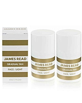 James Read Light Tan Bogof