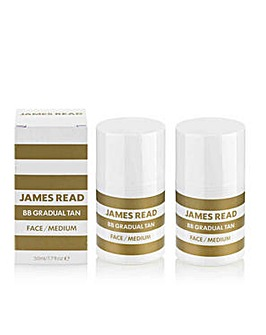 James Read BB Medium Tan Bogof