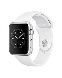 Apple Watch Series 1 42mm White Sport