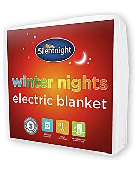 Silentnight Electric Blanket - King size