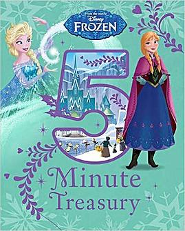 Frozen 5 Minute Treasury Book