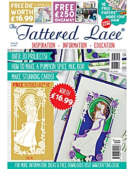 Tattered Lace Magazine Issue 34