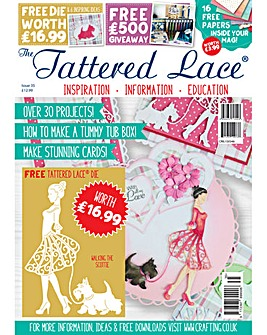 Tattered Lace magazine issue 35