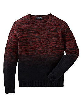 Label J Dip Dye Knit Regular