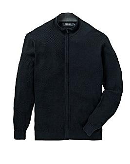 Jacamo Black Label Knit Cardi L