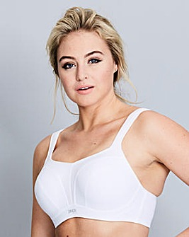 Panache Wired White Sports Bra