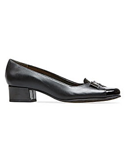 Van Dal Elvira Court Shoes Wide EE Fit