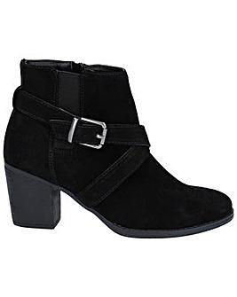 Hush Puppies Shilo Heeled Boot