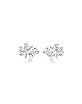 Hot Diamonds Passionate Tree Earrings