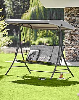 Wilmslow Deluxe 3 Seat Swing