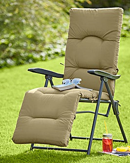 Verona Padded Recliner Chair
