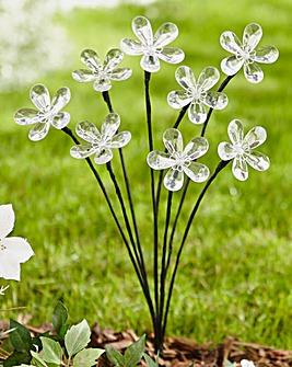 Solar Flower Bloom Light