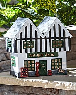 Antique Shop Solar Light