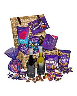 Cadbury Chocolate & Wine