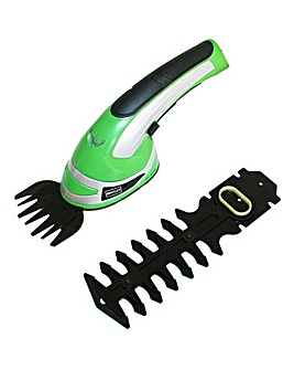 Charles Bentley Cordless 2 in1 Shear