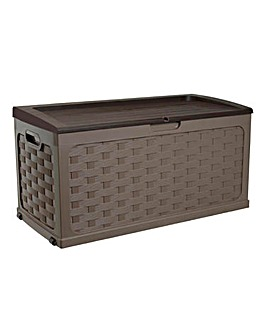 Starplast Rattan Style Storage Box