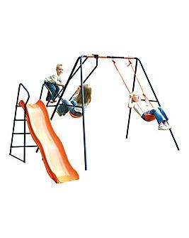 Hedstrom Saturn Swing, Glider & Slide