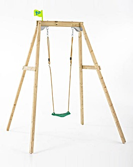 TP Forest Wooden Single Swing