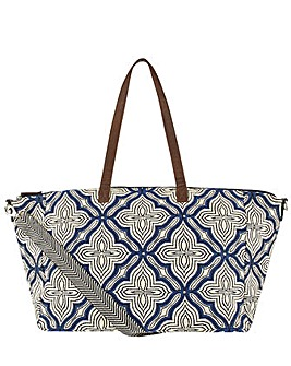 Accessorize Nomad Woven Weekender