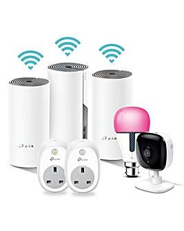 TP-Link Smart Home Starter Pack Bundle