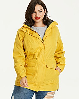 Water-Resistant 3 in 1 Jacket