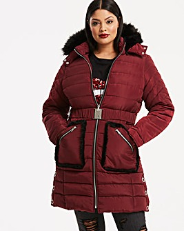 Premium Long Padded Jacket