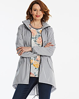 Shower Resistant Lightweight Parka