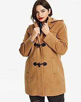Tan Duffle Coat