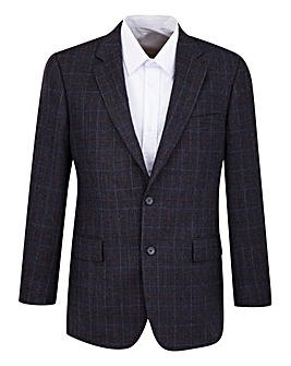 Brook Taverner Navy Wool Jacket R