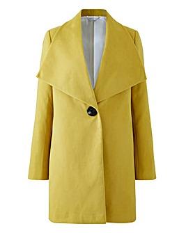 Smart Large Collar Coat