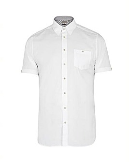 Ted Baker Tall Plain Oxford Shirt