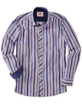 Joe Browns Party Stripe Shirt Long