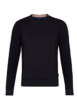 Ted Baker Tall Textured Knit Jumper