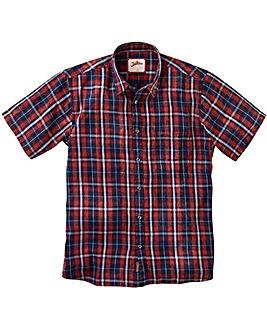 Joe Browns Intriging Indigo Shirt Reg