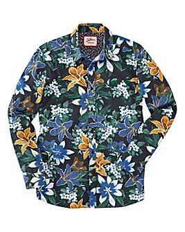 Joe Browns Famous Floral Shirt Regular