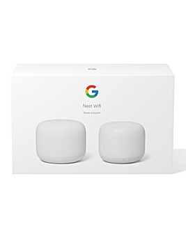 Google Nest WiFi - 2 Pack