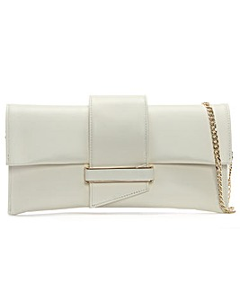 Daniel Alike Leather Envelope Clutch Bag