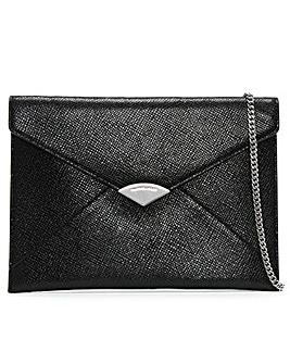 Michael Kors Large Envelope Clutch Bag