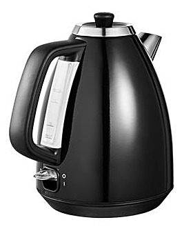 1.7Litre Rapid Boil Black Kettle